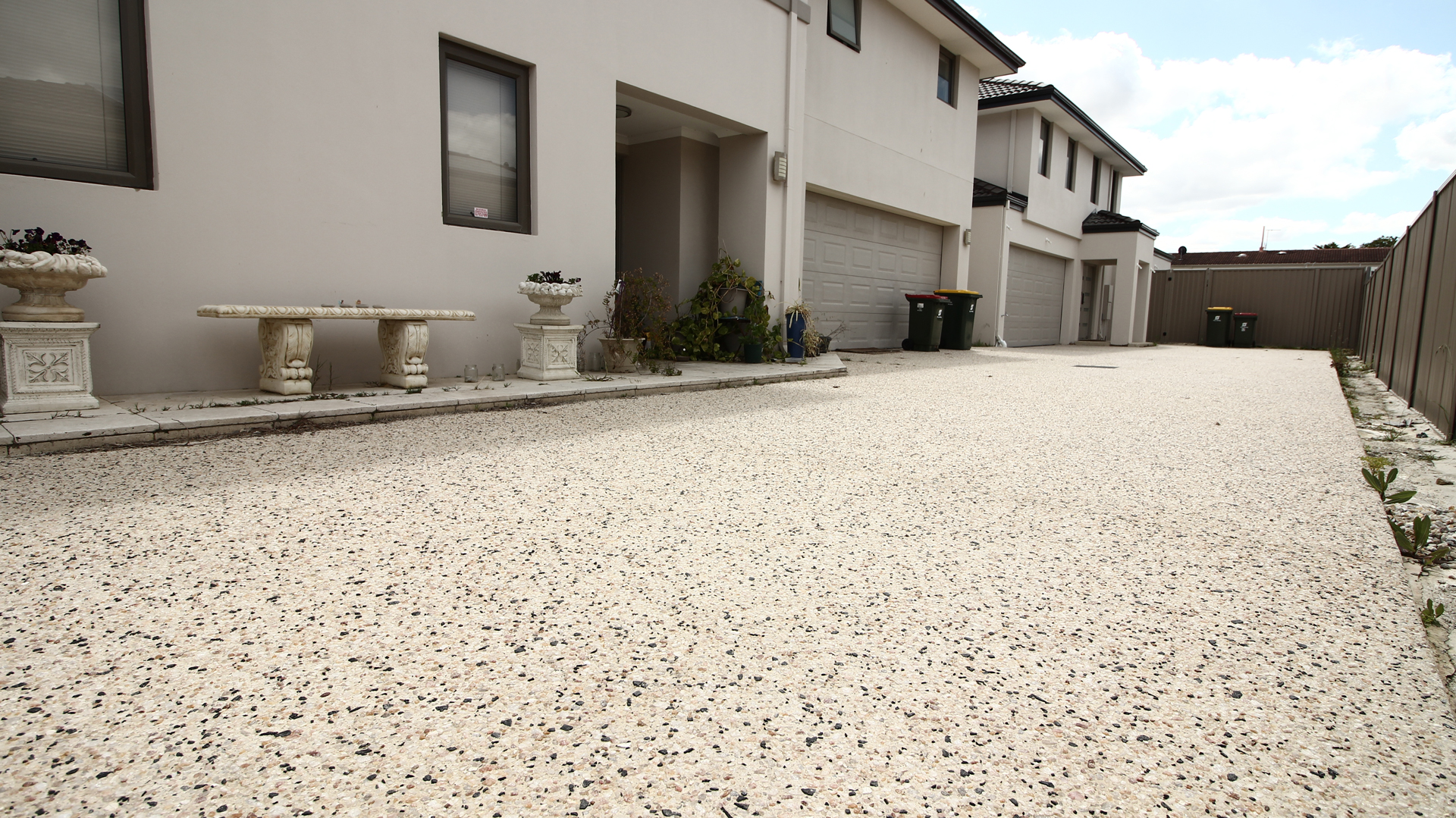 Aggregate vs Stamped Concrete - Complete Guide
